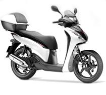 Honda Scoopy 125 cc. 2 Pax