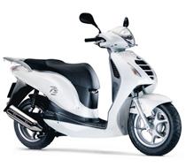 Honda Passion 125 cc. 2 Pax