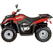 Kymco MXU 250 cc. 2 Pax