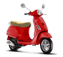 Vespa LX 125 cc. 2 Pax